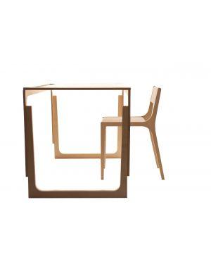 SIRCH - VACLAV - Bureau design évolutif et SLAWOMIR, chaise design