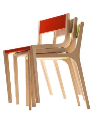 SIRCH - SLAWOMIR Chaise enfant design 6-10 ans