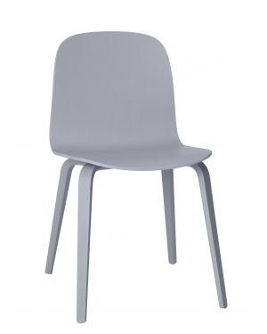 MUUTO - VISU Scandinavian design chair / Wood