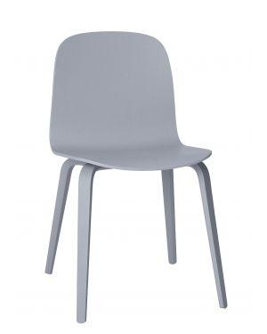 MUUTO - VISU Scandinavian design chair / Wood