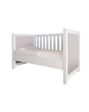 BOBO KIDS - ALICE Contemporary cot - White wood