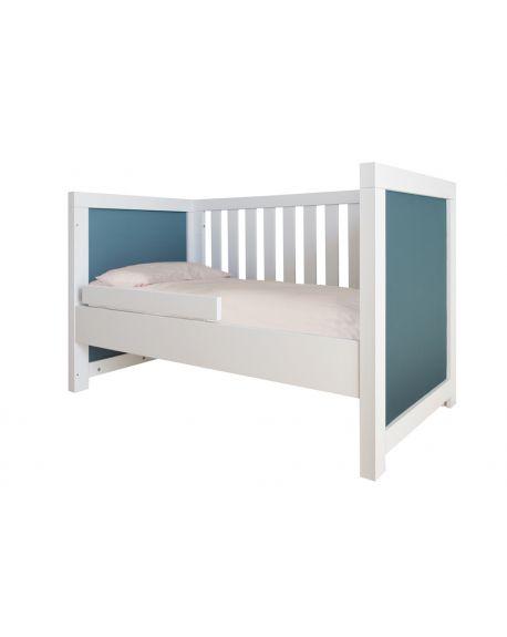 BOBO KIDS - ALICE Contemporary cot - White wood