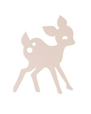 FERM LIVING - My Deer Lamp - Pink