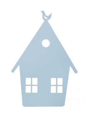 FERM LIVING - HOUSE LAMP Wall lamp Blue