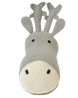 ANNE-CLAIRE PETIT - Reindeer Head / Silver