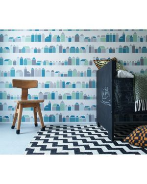INKE - XL WALL PAPER 200 x 300 cm/City