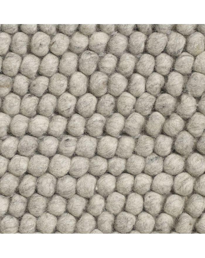 hay peas tapis contemporain en laine gris clair loading zoom - Tapis Gris