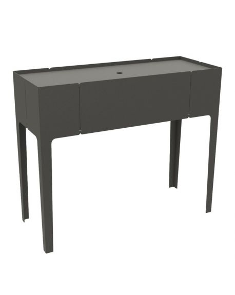 MATIERE GRISE - CAPE Buffet or Console in Metal