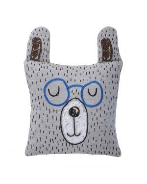 FERM LIVING - LITTLE MR TEDDY, cushion or cuddly toy?