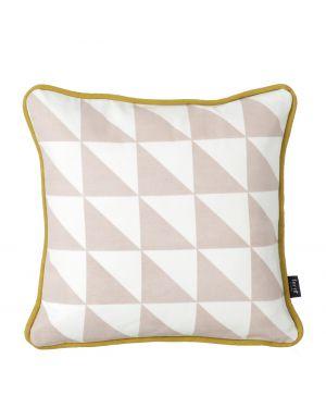 FERM LIVING - LITTLE GEOMETRY Cushion / Pink