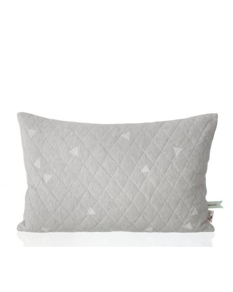 FERM LIVING-TEEPEE Coussin Gris