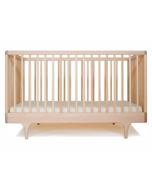 KALON STUDIOS - CARAVAN in natural wood, design convertible cot