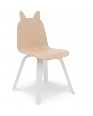 OEUF-Chaise Lapin lot de 2