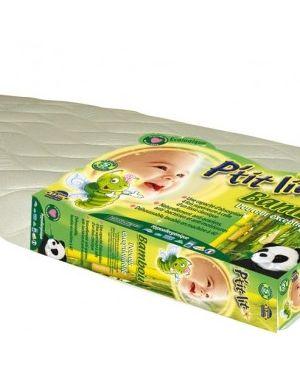 PTIT LIT - Mattress in Bambou 60 x 120 cm