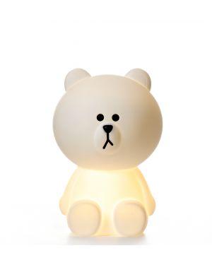 BROWN - KIDS LAMP - XL Version