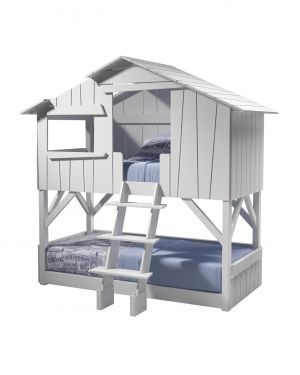 MATHY-BY-BOLS - Tree House Bed - MDF Lacquer