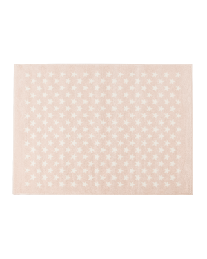 LORENA CANALS - LITTLE STARS Rug in Acrylic - Lilac