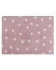 LORENA CANALS - COTON RUG DOTTY- PINK 120 x 160 cm