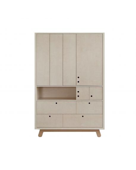 KUTIKAI - Wardobe - Peekaboo Collection - 120x184cm