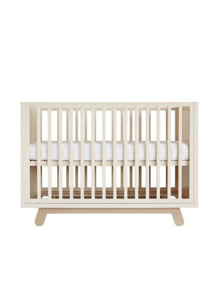 KUTIKAI - Lit bébé - Peekaboo collection - 140x70 cm