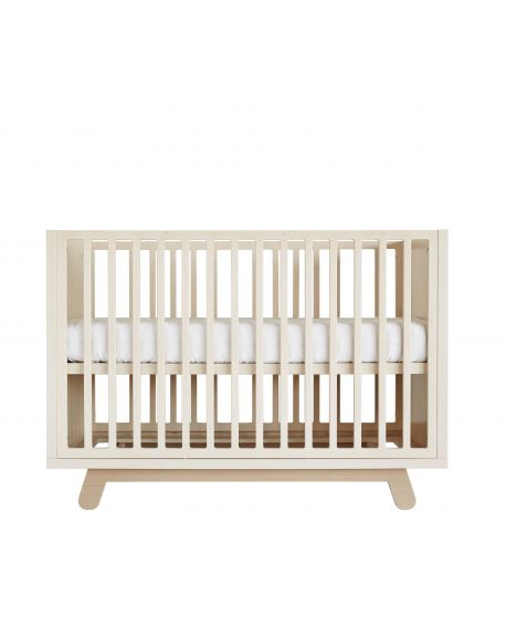 KUTIKAI - Crib Baby bed - Peekaboo Collection - 120x60cm