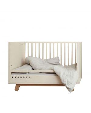 KUTIKAI- Rail sécurité lit bébé - Peekaboo collection - 140x70 cm