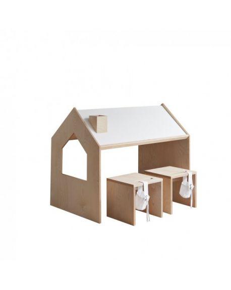 KUTIKAI - Bureau Maison - Roof collection - 100x64 cm