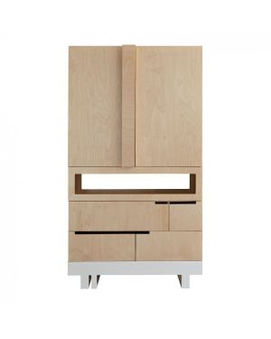 KUTIKAI - Armoire - Roof collection - 100x180cm
