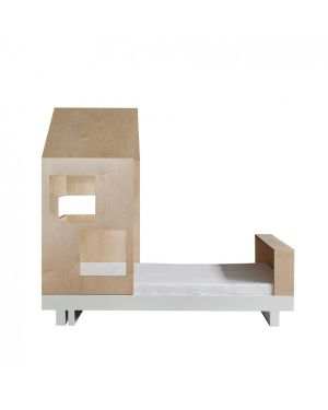 KUTIKAI - Toddler bed - Roof Collection - 160x80cm