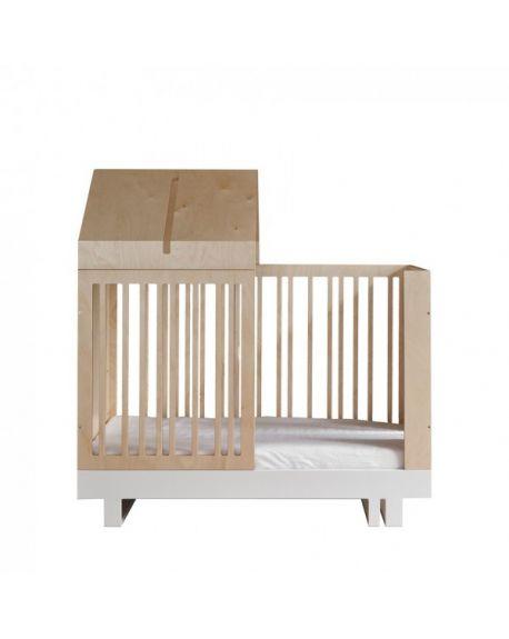 KUTIKAI- Kit de conversion toit pour lit - Roof collection - 140x70 cm