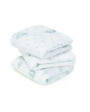 ADEN & ANAIS - Langes musy night sky - Lot de 3
