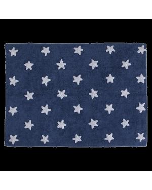 LORENA CANALS - STARS - Navy - 120 x 160 cm