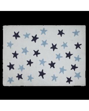 LORENA CANALS - MESSY STARS - Blue - 120 x 160 cm