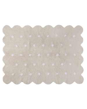 LORENA CANALS - GALLETA - Light Grey - 120 x 160 cm
