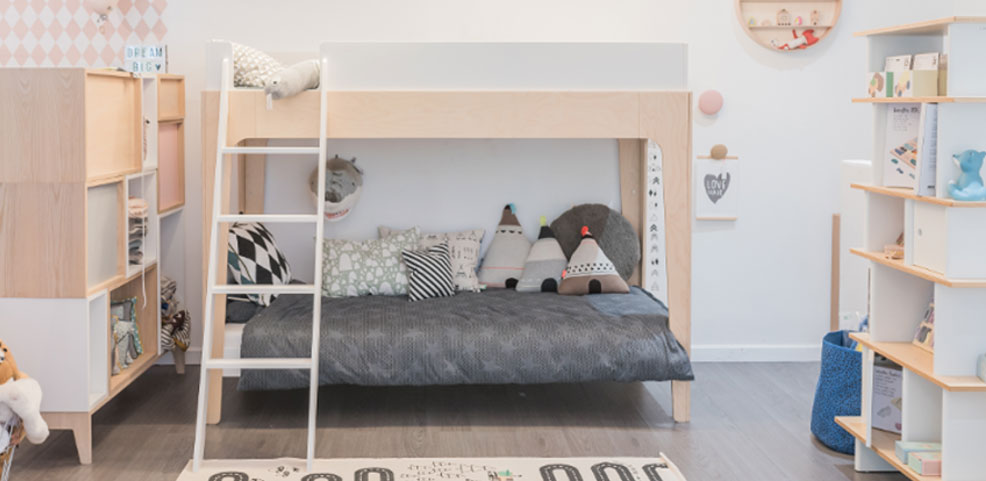 Kids Love Design Concept Store - Oeuf NYC
